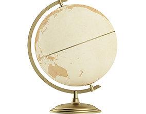 3D model Antique Globe