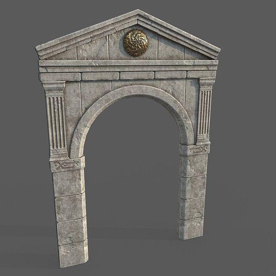 Game Art : Roman Ark