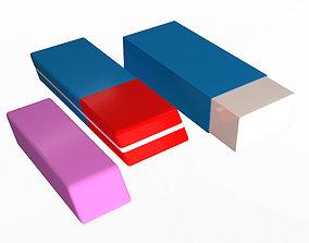 3D asset Erasers