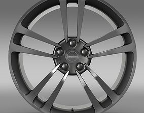 Chrysler 300 SRT8 Core rim 3D model