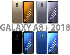3D j7 Samsung Galaxy A8 Plus 2018 All Colors