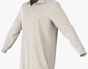 Shirt Men 3D asset