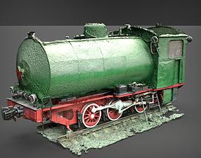 scan model Industrial steam tank locomotive NF-9305