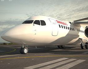 British Aerospace 146 3D