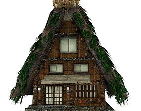 3D model nature house