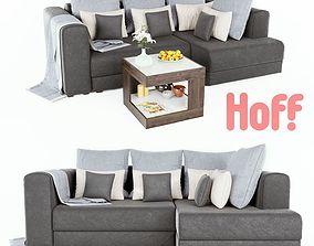 Hoff Medison Sofa 3D model