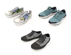 Shoes Collection 7 3D model