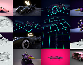 Super Vehicle Collection 3D
