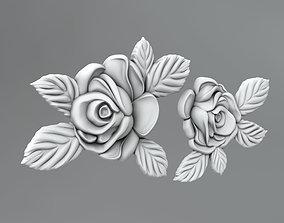 3D model Flower decor 20