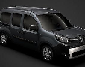 Renault Kangoo Combi L3 2019 3D
