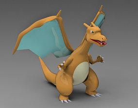 3D model Charizardpokemon