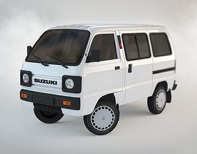 Suzuki Carry Minivan 3D