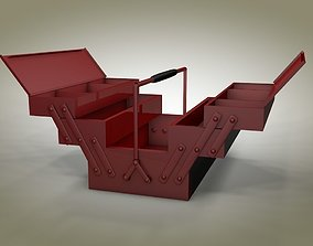 caixa 3D model Toolbox
