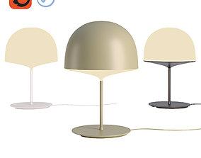 Fontana Arte Cheshire Table Lamp by Gam Fratesi 3D