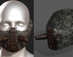 Gas mask game-ready 4