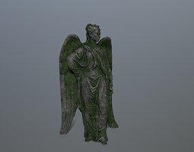 3D model Angel Statue 05