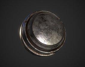 Steel armor 3D