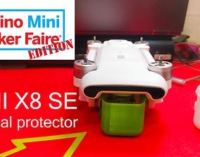 FIMI X8 SE Gimbal Protector Mini Maker 3D print model 2