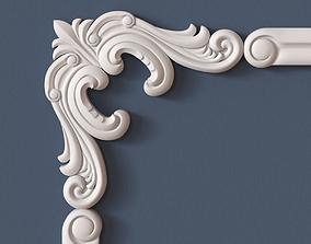 corner 3D Molding Corner