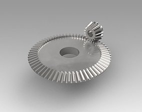 3D Pinion conical