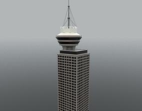 3D model realtime york Skyscraper