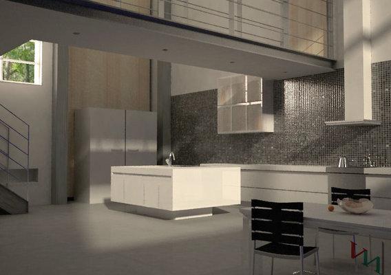 danish style kitchen