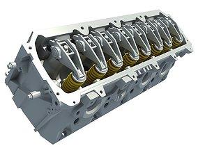 3D Engine Fuel System