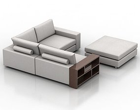 3D model sofa s1