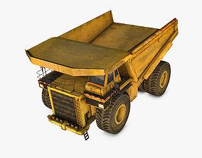 3D Haul Truck