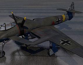 Blohm und Voss Bv-P 192 3D