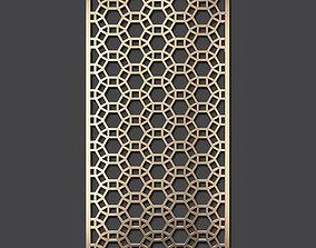 Decorative panel 265 3D