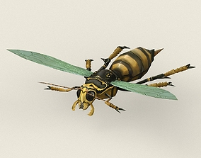 3D model Fantasy Bee