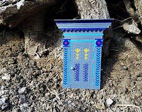 3D print model Once Upon A Time Magic Door