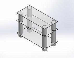 3D printable model TABLE wine-glass