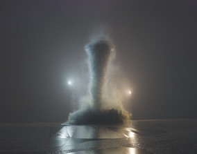 tornado 3D animated