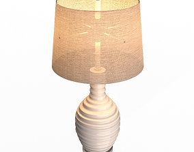 3D model End Table Lamp