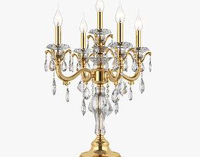 3D model Table lamp Lusso Osgona by Lightstar