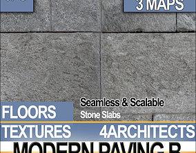 3D Modern Paving B