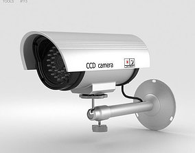3D Security Camera vison
