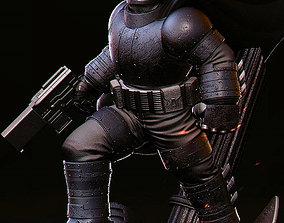 BATMAN ARMORED- 3D PRINTABLE FIGURE