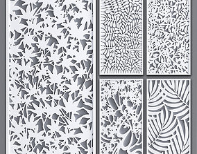 Decorative panel 7 3D