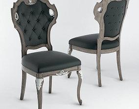 Seven Sedie Alcide chair 0517S 3D model
