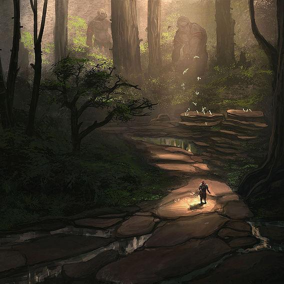 Forest Trolls