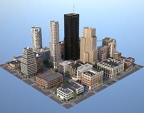City KC2 3D model