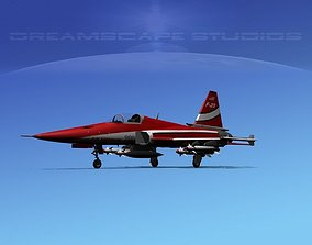Northrop F-20 Tigershark V11 3D