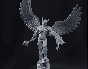 Hawkman - 3d Print Model collectibles