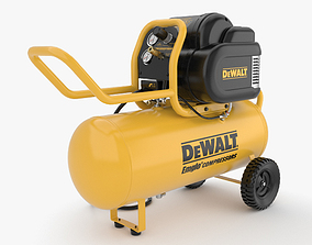 DeWalt Air Compressor 3D