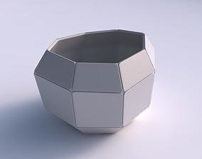 3D print model Bowl compressed 2 with huge plates