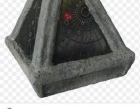 3D printable model art Sith Wayfinder