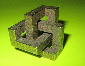 Geometric Knot 3D print model